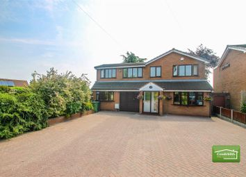 Thumbnail 5 bedroom detached house for sale in Lichfield Road, Pelsall