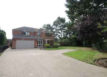 Thumbnail 4 bed detached house for sale in Highfield Avenue, Amington, Tamworth