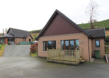 Thumbnail 4 bed detached house for sale in Kirkhill, Inverness