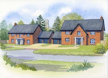 Thumbnail 5 bedroom detached house for sale in Elsing Road, Swanton Morley, Dereham, Norfolk.