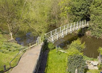 Thumbnail 3 bedroom end terrace house for sale in Camden Cottages, Church Walk, Weybridge, Surrey