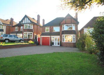 Thumbnail 4 bed detached house for sale in Wheelers Lane, Kings Heath, Birmingham