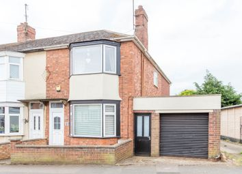 Thumbnail 3 bed end terrace house for sale in Leys Road, Wellingborough