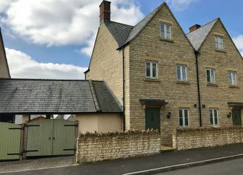 Thumbnail 3 bed semi-detached house to rent in Moss Way, Cirencester