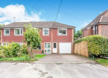 Thumbnail 4 bedroom semi-detached house for sale in Windermere Road, Haywards Heath