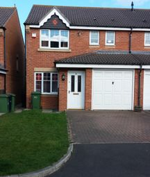 3 bed semi-detached house to rent in Renforth Close St. James Village, Gateshead, Gateshead NE8