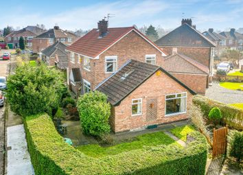 Thumbnail 4 bed detached house for sale in Reighton Avenue, York