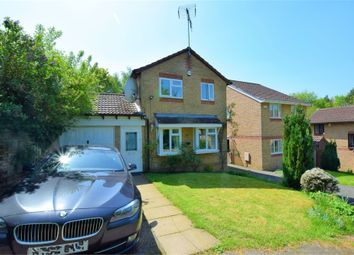 Thumbnail 3 bed detached house for sale in Barley Hill Road, Northampton