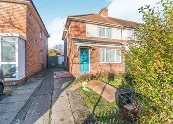 Thumbnail 3 bedroom semi-detached house for sale in Pool Farm Road, Acocks Green, Birmingham, West Midlands