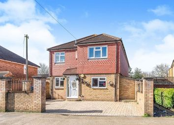 Thumbnail 3 bed detached house for sale in Cooling Road, Strood, Rochester