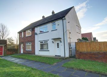 Thumbnail 2 bed terraced house for sale in Brickgarth, Easington Lane, Houghton Le Spring