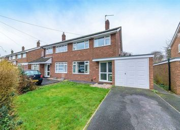 Thumbnail 3 bed semi-detached house for sale in Brookdale, Hadley, Telford, Shropshire