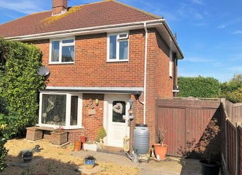 Thumbnail 3 bedroom semi-detached house for sale in Wavell Road, Kinson, Bournemouth