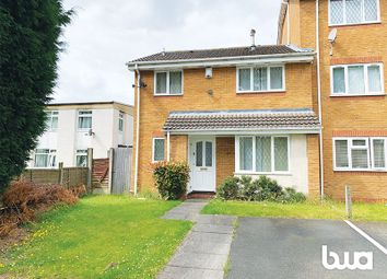 Thumbnail 2 bedroom terraced house for sale in 48 Wordsworth Close, Tipton