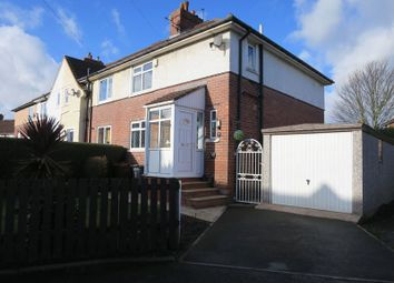 Thumbnail 3 bedroom semi-detached house for sale in Askey Crescent, Morley, Leeds