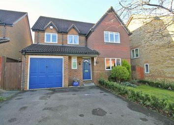 Thumbnail 4 bed detached house to rent in Nether Grove, Shenley Brook End, Milton Keynes, Bucks
