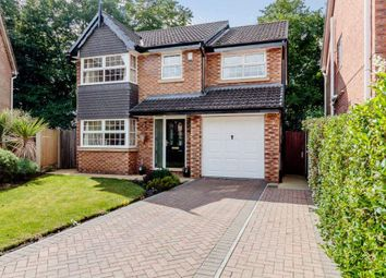 Thumbnail 4 bed detached house for sale in Lower Beachwood, Sudden, Rochdale