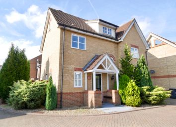 Thumbnail 5 bed detached house for sale in Lowes Close, Stevenage