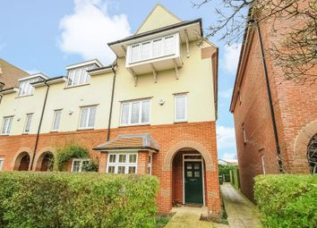 Thumbnail 4 bedroom end terrace house to rent in Waterways, Summertown