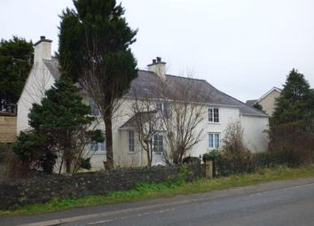 Thumbnail Land for sale in Capel Mawr, Llangristiolus, Bodorgan, Anglesey