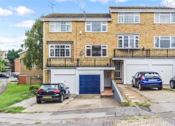 Thumbnail 3 bed terraced house for sale in Wheatcroft Grove, Gillingham, Kent