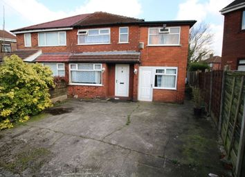 Thumbnail 3 bedroom semi-detached house for sale in Annable Road, Abbey Hey, Manchester