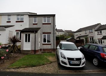 Thumbnail 2 bed end terrace house to rent in Holman Way, Woodlands, Ivybridge