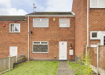 Thumbnail 2 bed terraced house for sale in Iona Gardens, Rise Park, Nottinghamshire