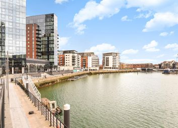 Thumbnail 2 bed flat for sale in Sirocco, Channel Way, Ocean Village, Southampton, Hampshire