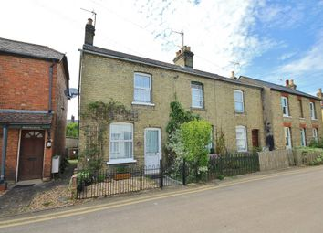 Thumbnail 2 bedroom end terrace house for sale in Crown Walk, St. Ives, Huntingdon