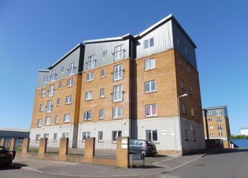 Thumbnail 1 bedroom flat for sale in Moorhead Close, Cardiff