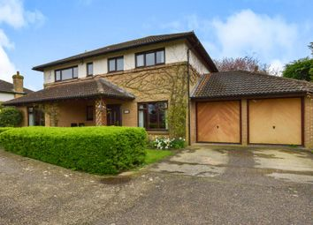 Thumbnail 4 bed detached house for sale in Brockhampton, Downhead Park, Milton Keynes