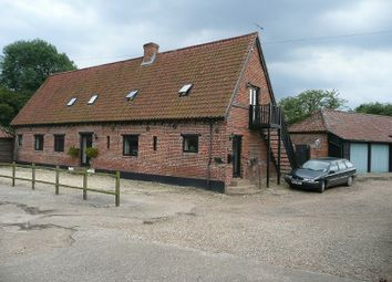Thumbnail 3 bedroom property to rent in Brandiston, Norwich