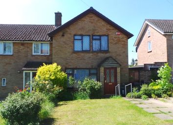Thumbnail 3 bed semi-detached house for sale in Lindridge Road, Sutton Coldfield, West Midlands