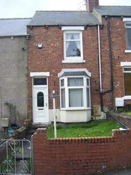 Thumbnail 3 bed terraced house to rent in Church Street, Crook, County Durham.