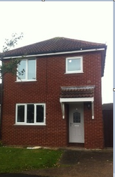Thumbnail 2 bed detached house to rent in Lon Lelog, Rhyl