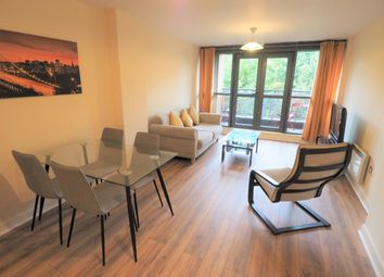 Thumbnail 2 bed flat to rent in Queens Dock Avenue, Hull