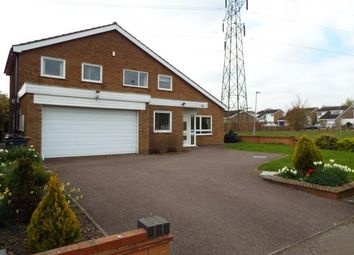 Thumbnail 4 bed detached house for sale in Wentworth Drive, Bedford, Bedfordshire