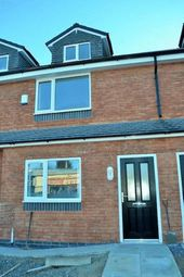 Thumbnail 4 bed town house for sale in Carr Lane East, West Derby, Liverpool