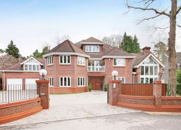 Thumbnail 7 bed detached house for sale in Pine Way, Chilworth, Southampton