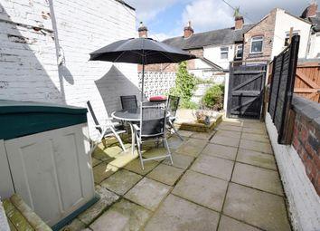 Thumbnail 2 bedroom terraced house for sale in Selwyn Street, Stoke-On-Trent, Staffordshire