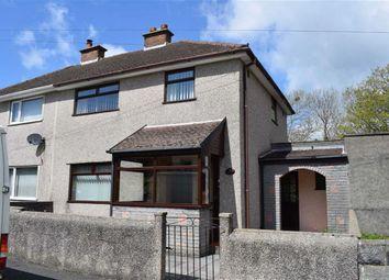 Thumbnail 3 bed semi-detached house for sale in St. Thomas Avenue, Merlins Bridge, Haverfordwest