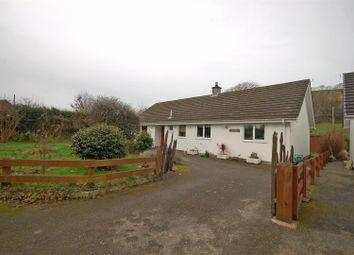 Thumbnail 3 bed detached bungalow for sale in Rhyd Y Gwin, Llanfarian, Aberystwyth