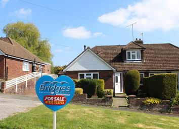 Thumbnail 4 bed bungalow for sale in Folly Lane North, Farnham
