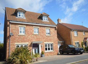 Thumbnail 5 bed detached house for sale in Earlsmeadow, Shiremoor, Newcastle Upon Tyne