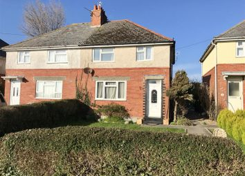 Thumbnail 3 bed semi-detached house for sale in Chapel Lane, Weymouth