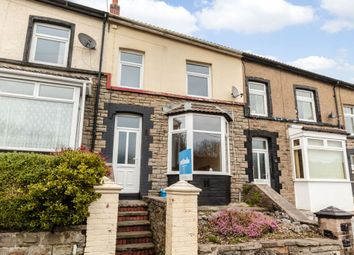 Thumbnail 2 bed terraced house for sale in Sunnybank, Quakers Yard, Treharris, Merthyr Tydfil