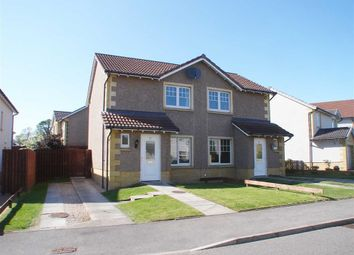 Thumbnail 2 bed semi-detached house for sale in Marleon Field, Elgin