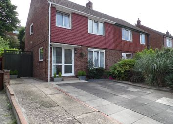 Thumbnail 3 bed semi-detached house for sale in Holland Road, Chatham