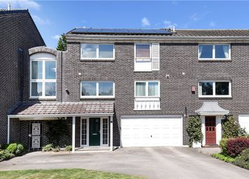Thumbnail 5 bedroom terraced house for sale in Acacia Road, Staines-Upon-Thames, Surrey